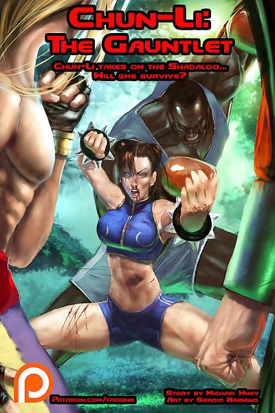 Chun-Li: The Gauntlet
