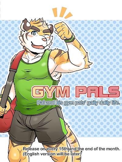 Gym Pals - part 3