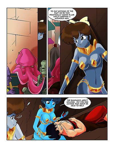 Ranma of Mars - part 5