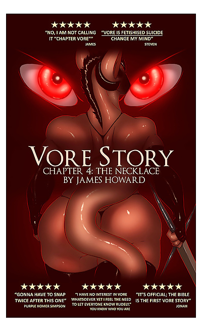 Vore Story- Chapter 4: The..