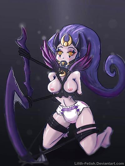 artista Lilith Fetiche Parte 3
