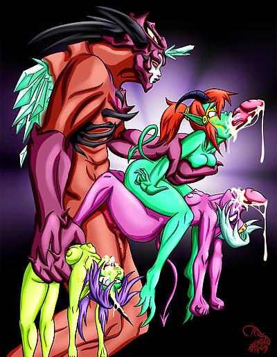 Artist - Cicada - part 23