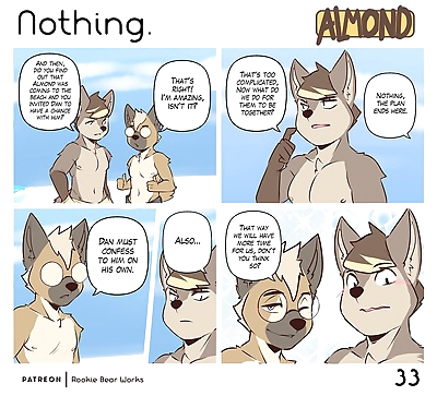 Almond - part 2
