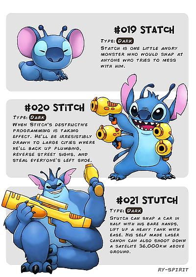 Disneys Pokemon UPDATED