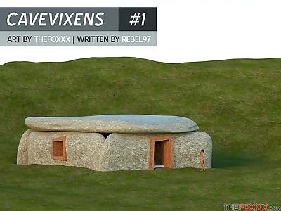 THE FOXXX - Cavevixens 1