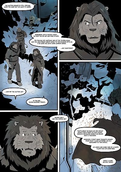 Inu III: YCH - part 4