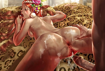 Crystal Maidens Scenes -..