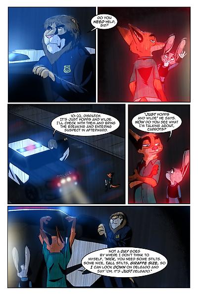 The Broken Mask - part 6