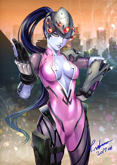 Widowmaker collection - part 7