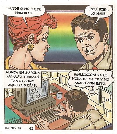 Calor Entre Las Piernas #91..