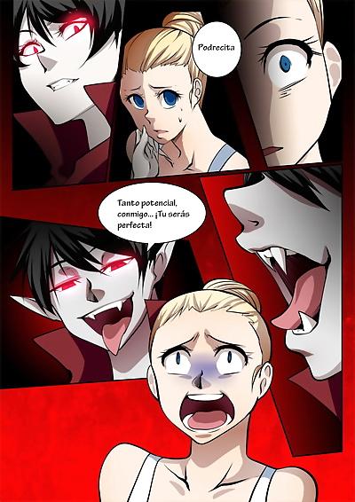EL debut de una vampira
