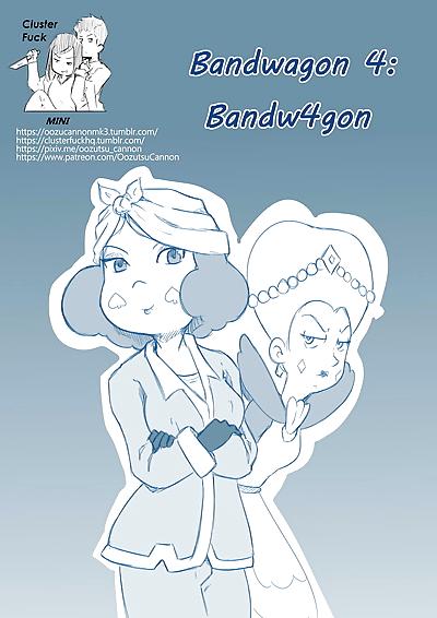 Bandwagon 4: Bandw4gon