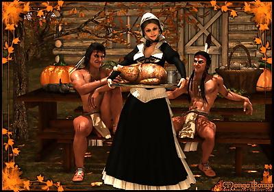 mongo bongo Happy Thanksgiving