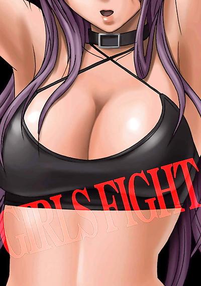 Crimson Girls Fight Maya Hen..