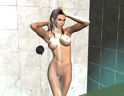 Lara crof 3D