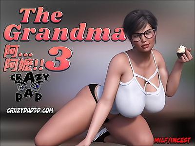 Crazy Dad The Grandma 3..