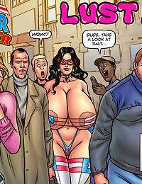 Major Wonder - Lust Alley - part 16