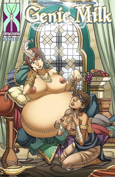 Genie milk 2