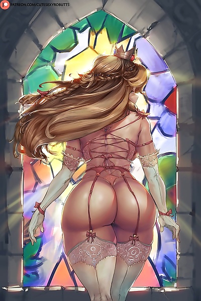 Cutesexyrobutts - part 18