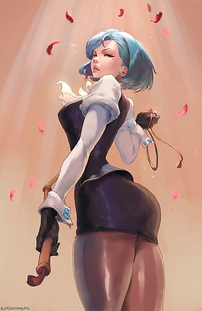 Cutesexyrobutts - part 2