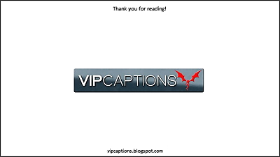 VipCaptions Blackmailed - part 6